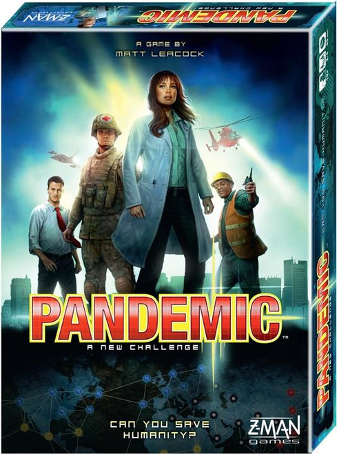 Board Games: Pandemic - Pandemic