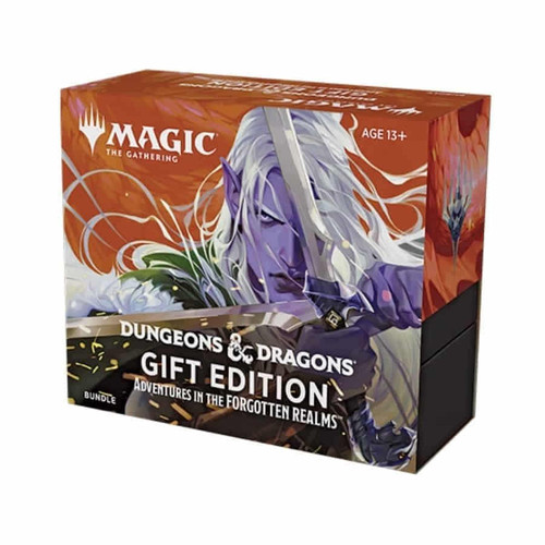 Magic The Gathering Sealed: Adventures in the Forgotten Realms - AFR Gift Edition Bundle