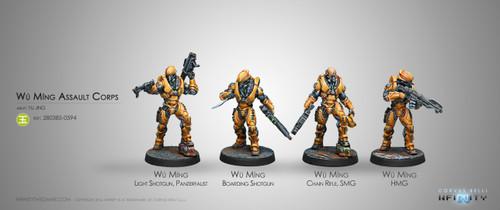 Infinity: Yu Jing - Wu Ming Assault Corps
