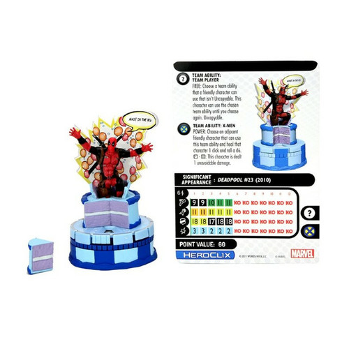 HeroClix: X-men Rise And Fall Play At Home Kit