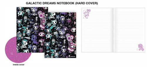 Blind Box: Galactic Dreams Notebook