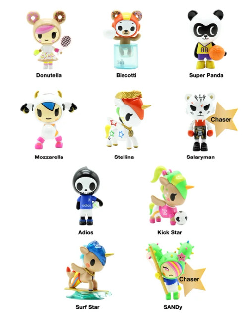 Blind Box: All Star Champs