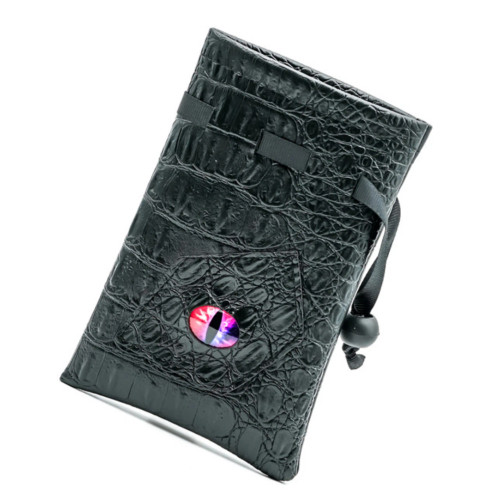 Dice and Gaming Accessories Dice Bags: Dice Bag - Changeling Eye