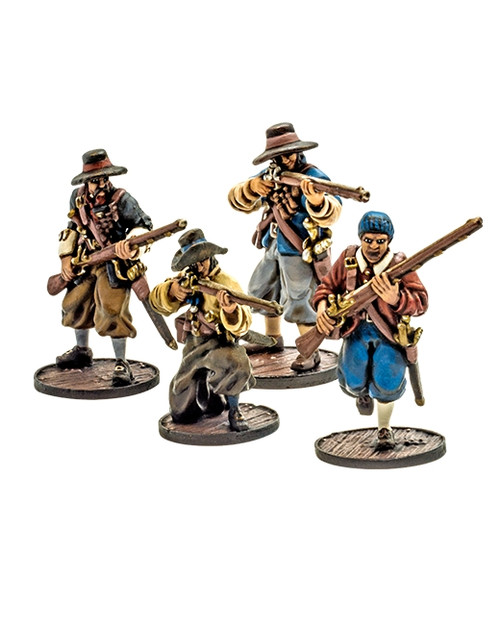Blood & Plunder: English Freebooters