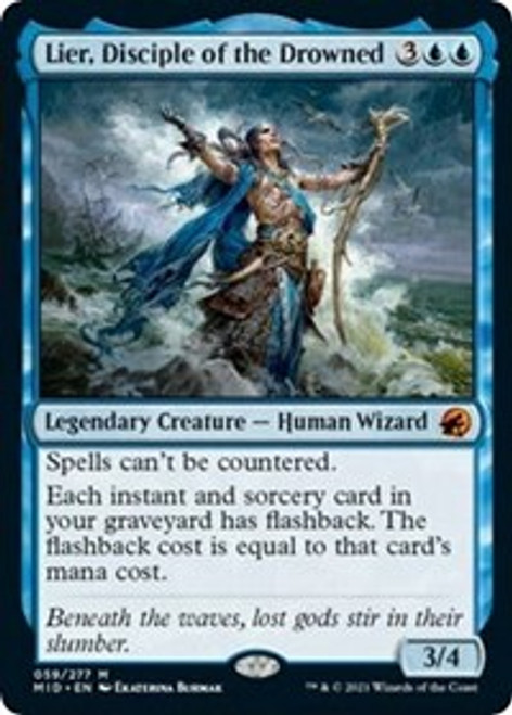 Lier, Disciple of the Drowned - Innistrad: Midnight Hunt