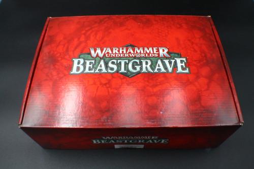 (Secondhand) Warhammer Underworlds: Beastgrave OP Kit Lot
