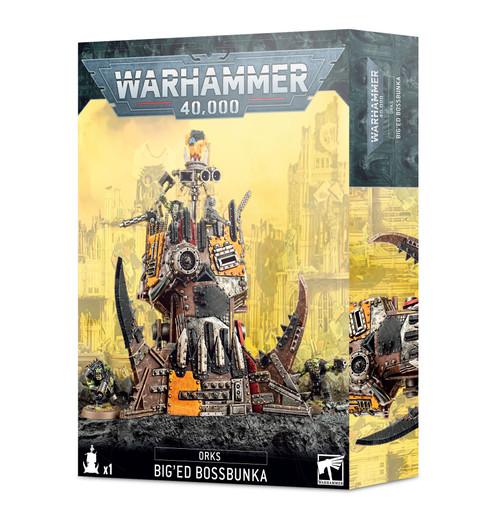 Warhammer 40K: Orks - Big 'Ed Bossbunka