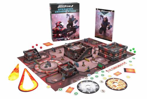 Infinity: Ariadna - CodeOne: Operation Crimson Stone