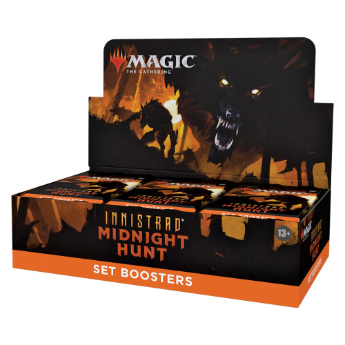 Magic The Gathering Sealed: Booster Boxes/Bundles - MID Set Booster Display (30)