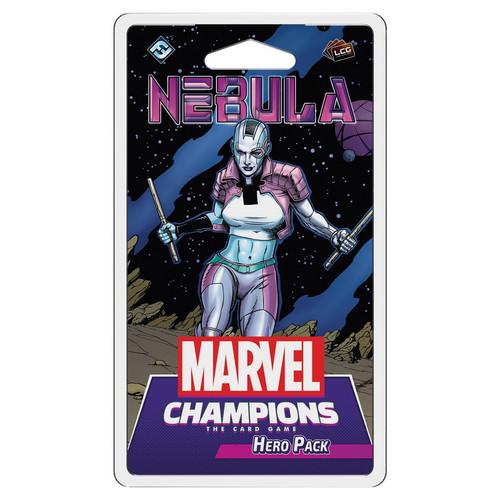 Card Games: Marvel Champions - Nebula Hero Pack