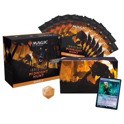 Magic The Gathering Sealed: MID Bundle