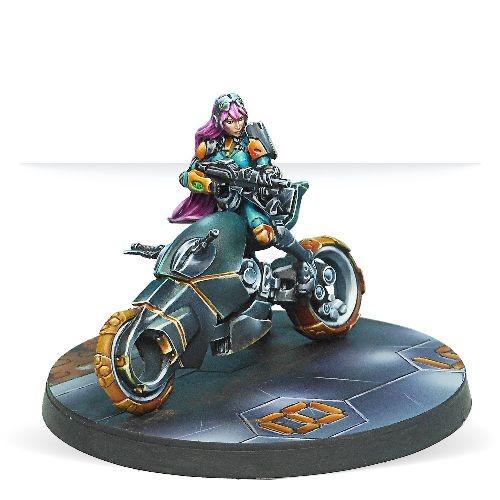 Infinity: Motorized Bounty Hunters (Boarding Shotgun)