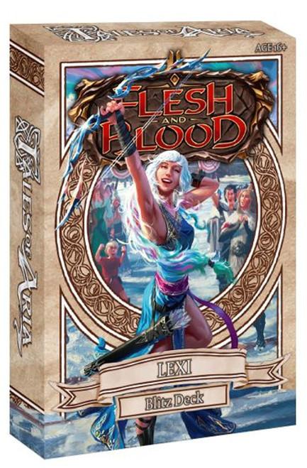 Flesh & Blood: Tales of Aria Blitz Deck - Lexi