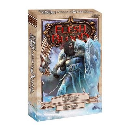 Flesh & Blood: Tales of Aria Blitz Deck - Oldhim