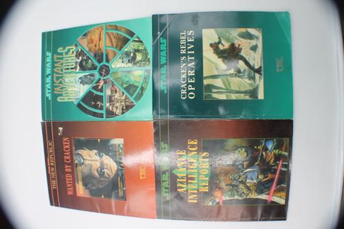 (Secondhand) Star Wars: Star Wars RPG West End Games Used Lot