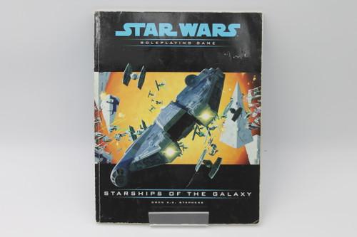 Star Wars WotC RPG: Starships of the Galaxy d20 [U-B7S3 290599]