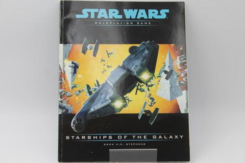Star Wars WotC RPG: Starships of the Galaxy d20 [U-B7S3 290600] [U-B7S3 290600]