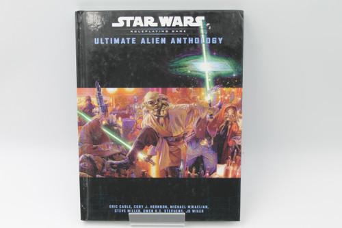 Star Wars WotC RPG: Ultimate Alien Anthology d20 [U-B7S3 290601]