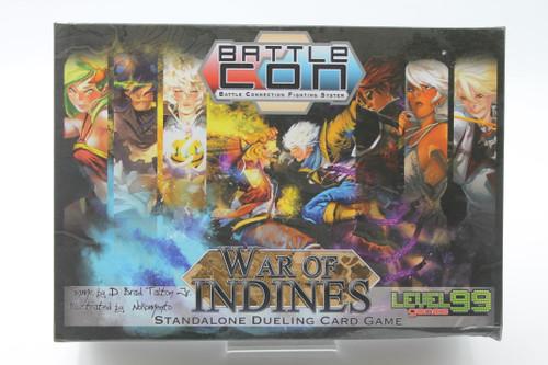 Battle Con - War of Indines CCG [U-B8S3 288641]