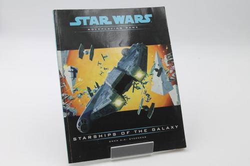 Star Wars WotC RPG: Starships of the Galaxy d20 [U-B7S3 290598] [U-B7S3 290598]