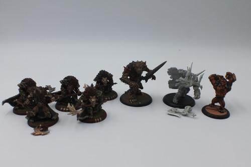 Used Hordes Cirlce Lot - Gorax, Epic Kromac, Stalker, Warpborn Skinwalkers [U-B7S2 288434]