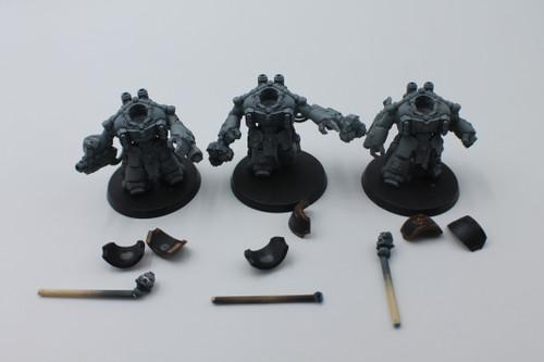Warhammer 40k Space Marine Centurion Devastator/Assault Squad (3) [U-B8S5 288698]