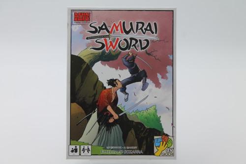 (Secondhand) Card Games: Samurai Sword Card Game - DV Giochi