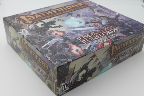 (Secondhand) Card Games: Pathfinder Card Game: Rise of the Runelords w/ Expansions