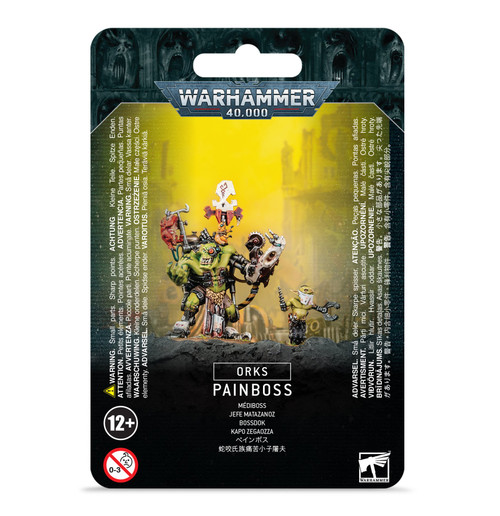 Warhammer 40K: Orks - Painboss