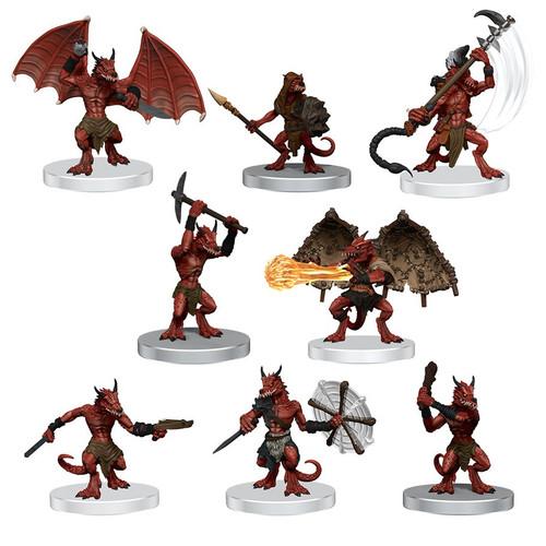 RPG Miniatures: Monsters and Enemies - D&D Minis: Kobold Warband
