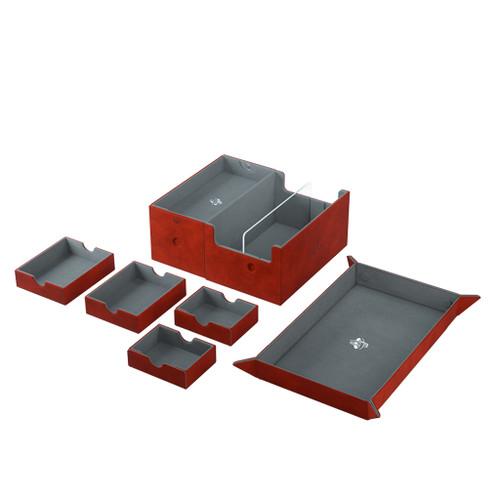 Deck Boxes: Premium Multi Dboxes - Games Lair 600+ Red