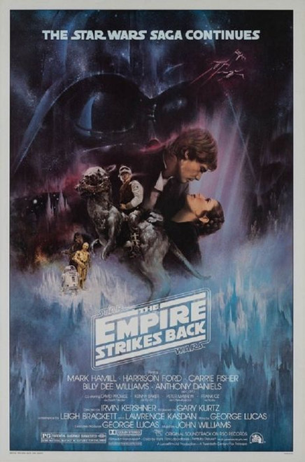 Posters: Star Wars Empire Strikes Back - Style A