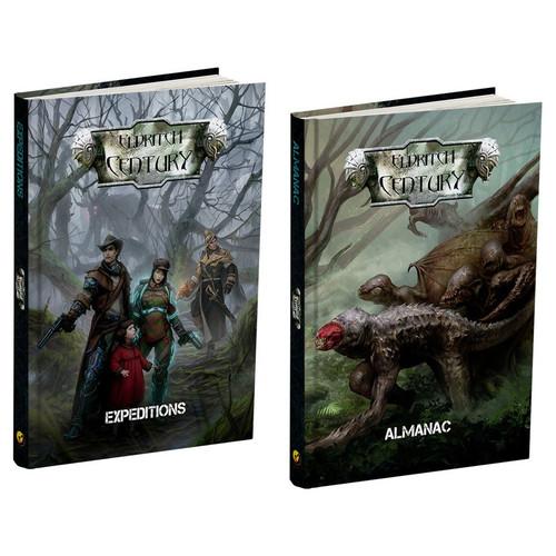 Miscellanous RPGs: Eldritch Century