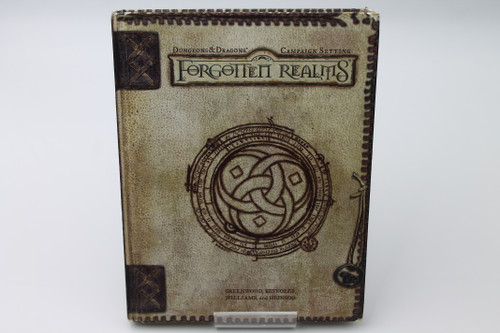 (Secondhand) Dungeons & Dragons: Books - D&D 3rd Edition Forgotten Realms Campaign Setting