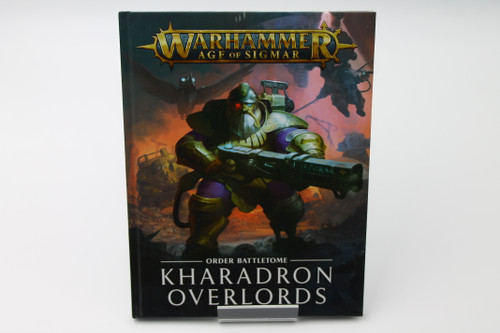 (Secondhand) Warhammer: Age of Sigmar: Rulebooks & Publications - Battletome: Kharadron Overlords (HB) - Used