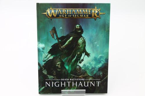 (Secondhand) Warhammer: Age of Sigmar: Rulebooks & Publications - Death Battletome: Nighthaunt - Used