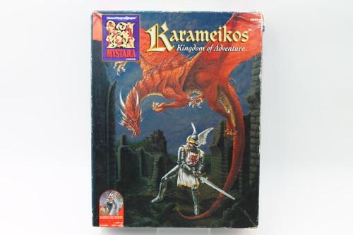 (Secondhand) Dungeons & Dragons: Kits and Boxed Adventures - AD&D Mystara: Karameikos (no CD)