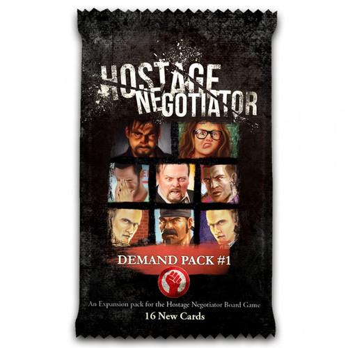Card Games: Hostage Negotiator: Demand Pack 1
