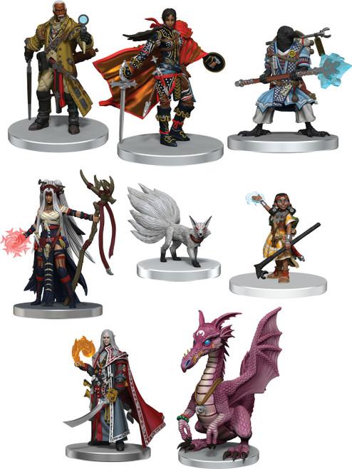 RPG Miniatures: Miniature Sets - Pathfinder Battles: Advanced Iconic Heroes