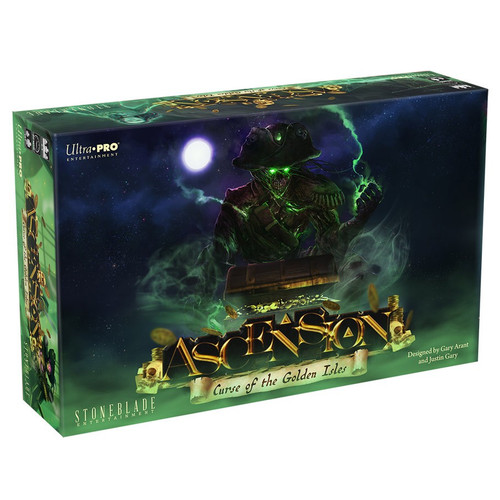 Card Games: Ascension - Curse of the Golden Isles