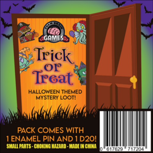 Dice and Gaming Accessories Bulk Dice: Mystery Loot: Trick or Treat