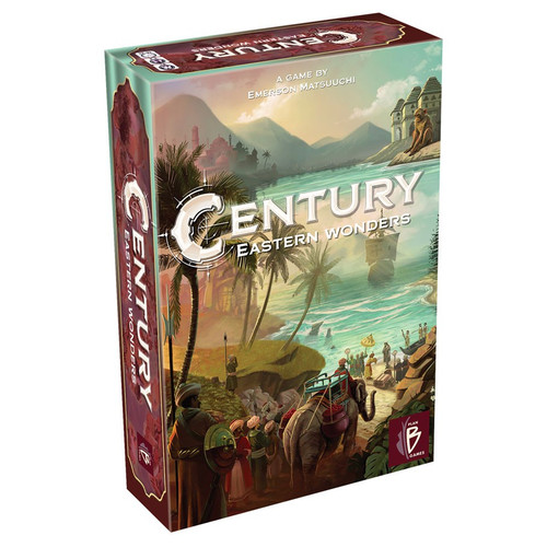 Board Games: Century: Eastern Wonders