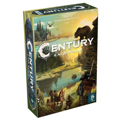 Board Games: Century: A New World
