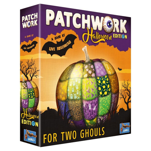 Board Games: Patchwork: Halloween Edition