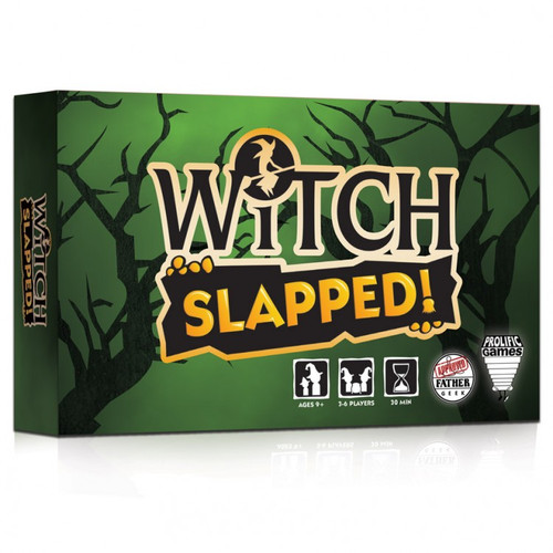 Card Games: WitchSlapped