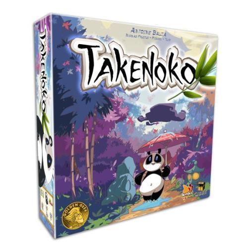 Board Games: Staff Recommendations - Takenoko