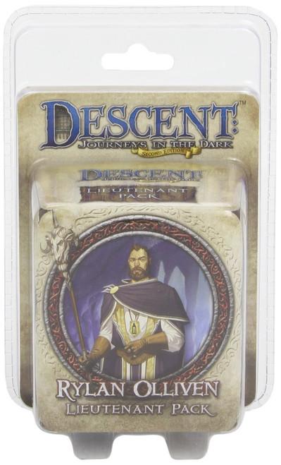 Board Games: Descent: Journeys in the Dark - Descent: Journeys in the Dark: Rylan Olliven