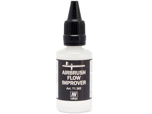 Paint: Vallejo - Auxiliaries Airbrush Flow Improver (32ml)