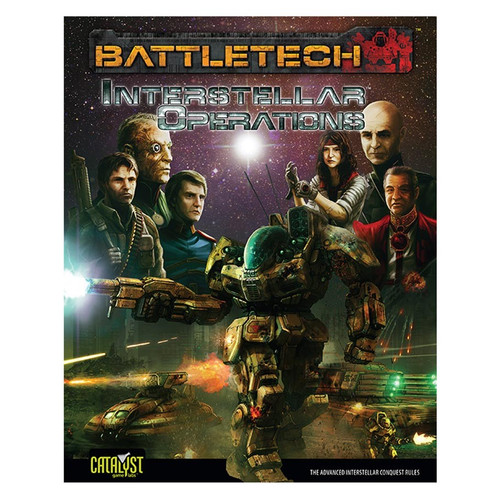 Battletech: BattleTech: Interstellar Operations
