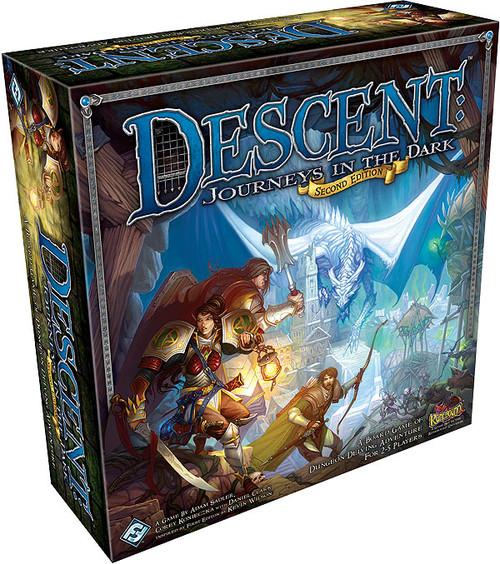 Board Games: Descent: Journeys in the Dark - Descent: Journeys in the Dark